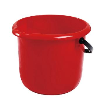 Trust圆形提桶, 红色