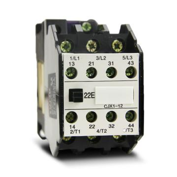 德力西 交流线圈接触器,CJX1-12/22 110V,CJX11222F