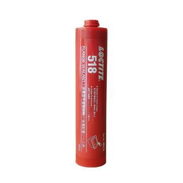 乐泰平面密封剂,518厌氧型,300ml