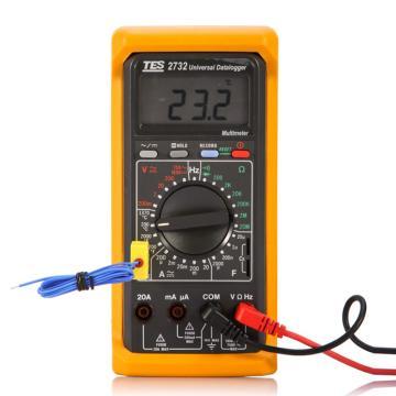 泰仕/TES 数位电表TES-2732A
