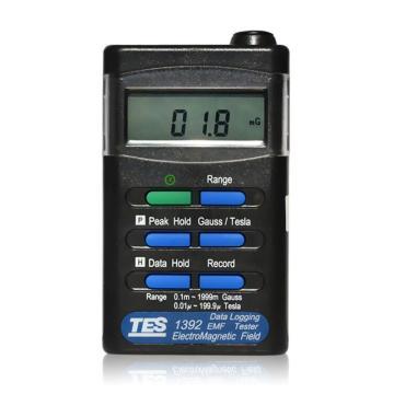泰仕/TES 电磁场强度测试器,TES-1392