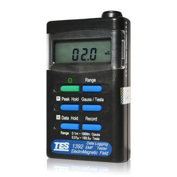 泰仕电磁场强度测试器,TES-1392