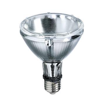 飞利浦 反射型陶瓷 金卤灯,MASTERColour CDM-R 35W/830 E27 PAR20L 30D,仅可配电子镇流器