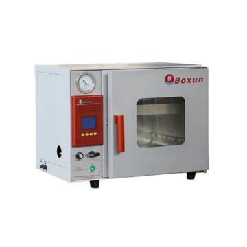 真空干燥箱,精密可编程,BZF-50,液晶显示,10段编程,控温范围:室温+2℃-250℃,内胆尺寸:415×370×344mm