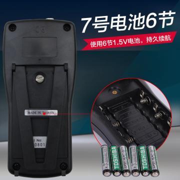泰仕光通量计,TES-133