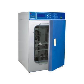 二氧化碳培养箱,HH.CP-01W-Ⅱ,控温范围:RT+5~50℃,水套式,公称容积:160L,工作室尺寸:500x500x650mm