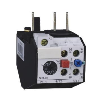 正泰 热过载继电器,NR4(JRS2)-32/Z 4-6.3A