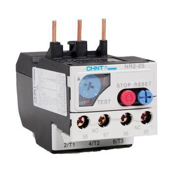 正泰CHINT NR2系列热继电器,NR2-25/Z 0.10-0.16A