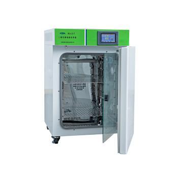 二氧化碳细胞培养箱,80L,室温+3℃~60℃,加热方式:气套式,进口红外线传感器