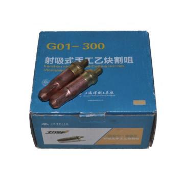 割嘴,G01-300用,2#(乙炔)