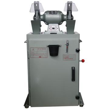 西湖150除尘式砂轮机,380V 0.75KW 2850/min,M3315(MC3015)