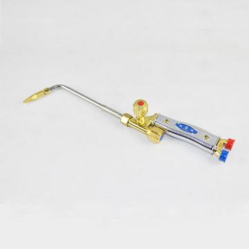 日出大武士款射吸式焊炬,H01-6,适用气体:氧气、乙炔,切割能力1-6mm,标配割嘴型号M1/M2/M3/M4/M5