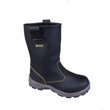 代尔塔 经典系列S1P加绒安全靴,防砸防刺穿防静电,45,301405(季节性产品)