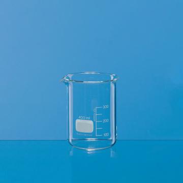BRAND烧杯,低型,10ml,无刻度,10个/包