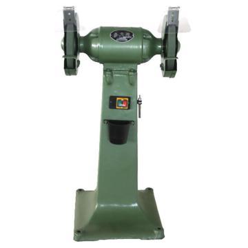 西湖200重型三相立式砂轮机,380V 0.5KW 2850r/min,M3020