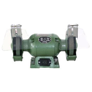 西湖125单相台式砂轮机,220V 0.15KW 2850r/min,MD3212