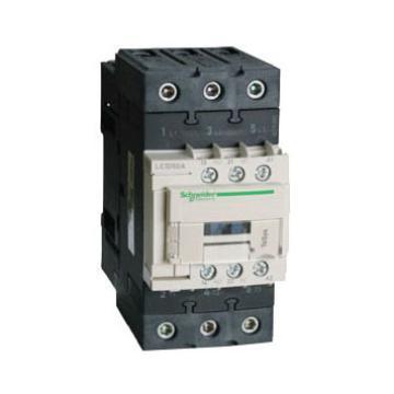施耐德Schneider 交流线圈接触器,LC1D50AQ7C,50A,380V,三极