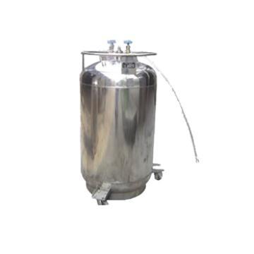 低温容器,亚西,自增压式 ,YDZ-200,容积:200L,工作压力≤0.2Mpa,不锈钢材质