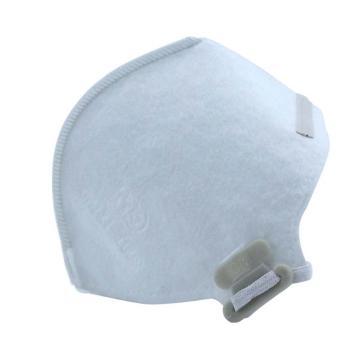 朝美 2001型(白)折叠式防尘口罩-KN95,1个