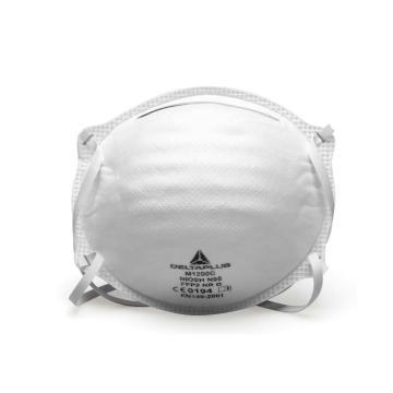代尔塔经济型无纺布FFP2免保养口罩,104007