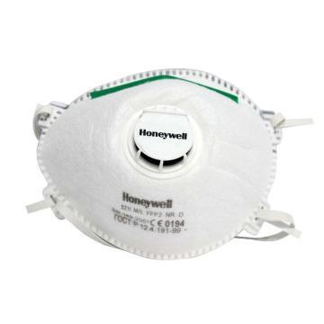 霍尼韦尔 5211 FFP2高性能防护口罩,带阀,1005586