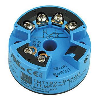 恩德斯豪斯/E+H TMT182温度变送器,非防爆,4-20mA HART,Pt100 3线 0-100度