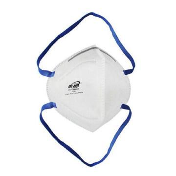 南核 1004 KN95头戴式防尘口罩,2个/袋,50个/盒