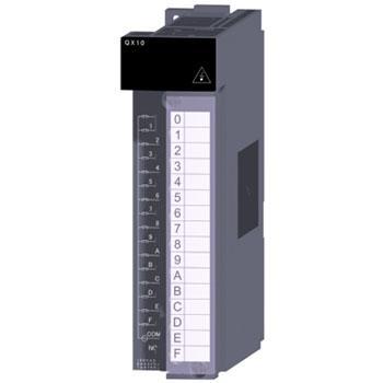三菱电机MITSUBISHI ELECTRIC 数字量输入输出模块,QX10
