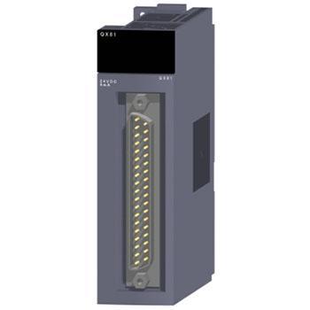 三菱电机MITSUBISHI ELECTRIC 数字量输入输出模块,QX81