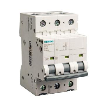 西门子SIEMENS 微型断路器 5SY6 3P 40A C型 5SY63407CC