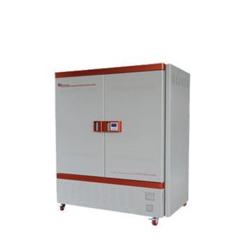 恒温恒湿箱,BSC-800,控温范围:0℃~60℃,内胆尺寸:1220x585x1123mm
