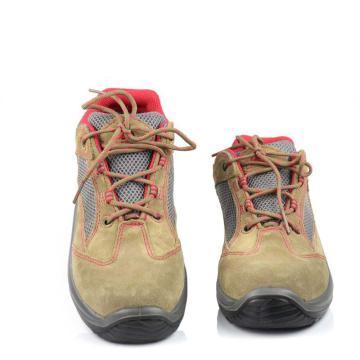 代尔塔301211彩虹系列10KV安全鞋,42,非金属防砸绝缘(新旧包装随机发货)