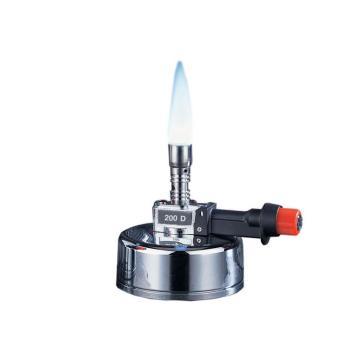 电子本生灯,座式;垂直火焰,最高温度:1300度,D200