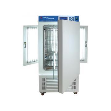 光照培养箱,无氟环保,液晶显示,HgZ-150,控温范围:有光照:10~50℃  无光照:4~50℃,公称容积:150L,工作室尺寸:500x400x750mm