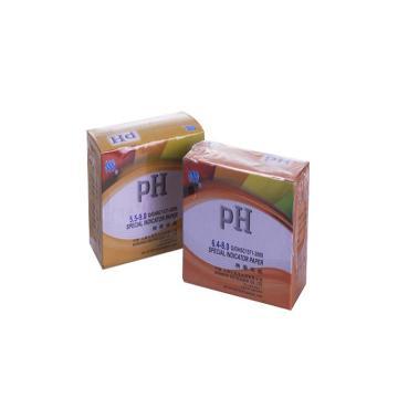 PH精密试纸,0.5-5.0,20本/盒