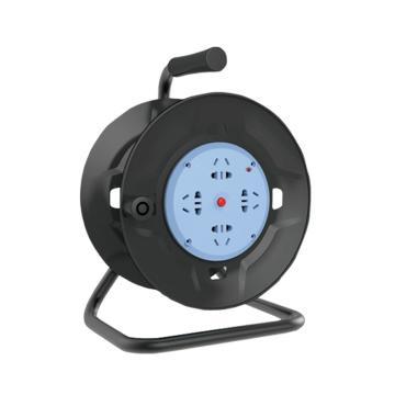 公牛BULL 线盘,工程系列,无线 过热保护(新国标, GN-8030