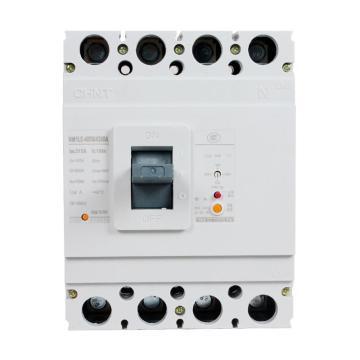 正泰 塑壳漏电断路器,NM1LE-630H/4300 400A 100mA