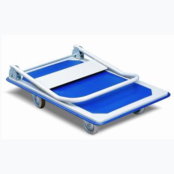 虎力 重型钢制平板推车,额定载重量(kg):250,单层可折叠