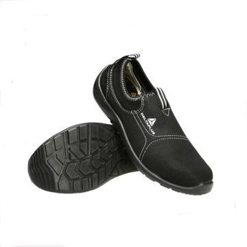 代尔塔 松紧系列S1安全鞋,防砸防滑,38,301215