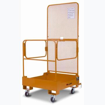 叉车载人平台,承重:300kg,载人平台尺寸:1200×1000mm