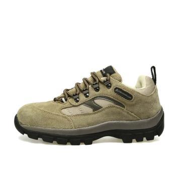 代尔塔 户外系列S1P耐高温安全鞋,防砸防刺穿防静电,36,301305