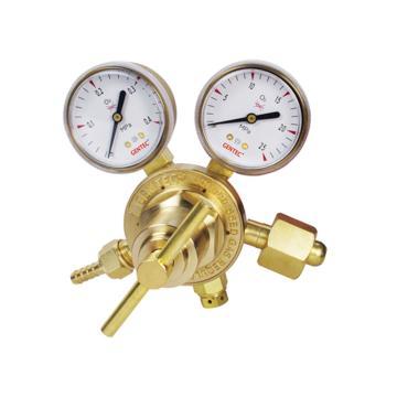 捷锐减压器,152IN-40,中型,适用于氩气、氦气、氮气,最大进气压力15MPa