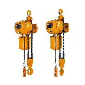 虎力 环链电动葫芦1T,双链 起升高度3米,EH10-02