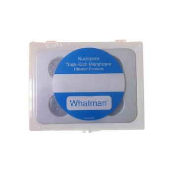 Whatman Nuclepore聚碳酸酯膜,25MM/0.1uM,100/PK