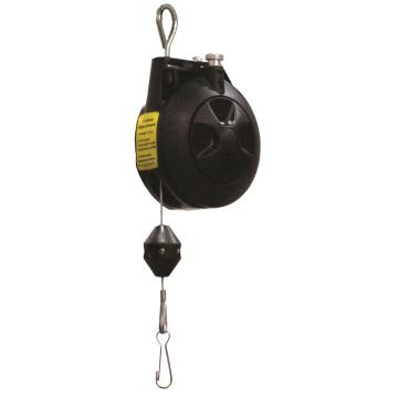 Reelcraft 平衡器,缆绳长度2.4米,荷载4.5-6.8kg,无锁定,TB15