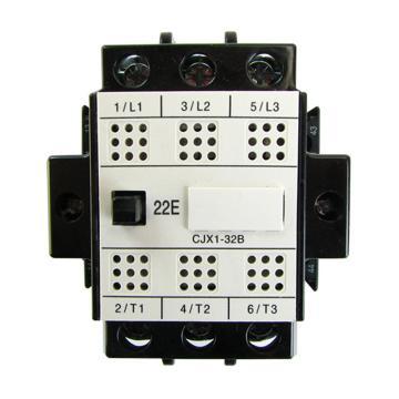 德力西 直流线圈接触器,CJX1-32B/22Z 110V,CJX132B22FZ