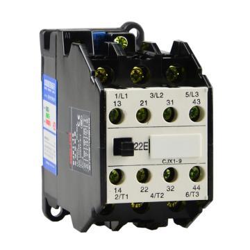 德力西 直流线圈接触器,CJX1-9/22Z 110V,CJX1922FZ