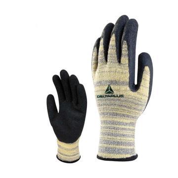 代尔塔 202015-8 级乳胶涂层防割手套