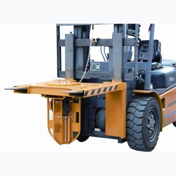虎力 叉车专用四油桶吊夹,载重2000KG