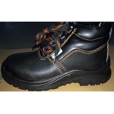 EHS中帮加人造绒安全鞋,保护足趾、防刺穿、防静电,35
